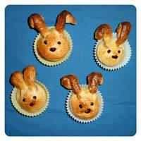 Easter Kids Recipe Bunny Bread