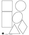 shape patterns printables