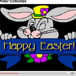 Peter Cottontail song