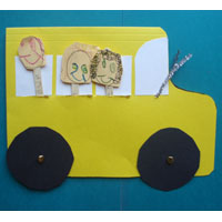 the wheels of the bus activities and lesson