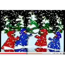Jingle bells song video