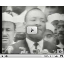 Preschool Martin Luther King Activity And Lesson