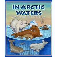 polar bear and arctic animals activities and games