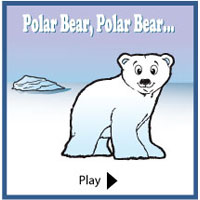 polar bear rhyme