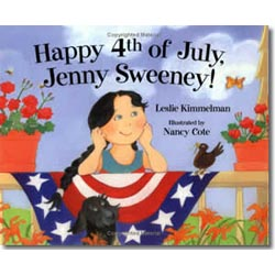 happy 4th of July picture book