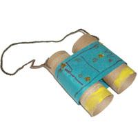 Preschool Binocular Craft