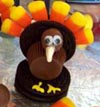 Oreo Candy Turkey